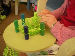 big french knitting