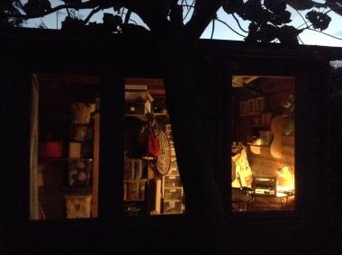 dark studio